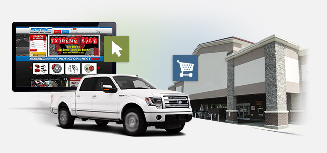 Increase Brick and Mortar Sales for your automotive website