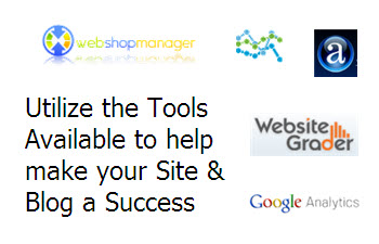 Utilizing Free Tools to further your eCommerce Site