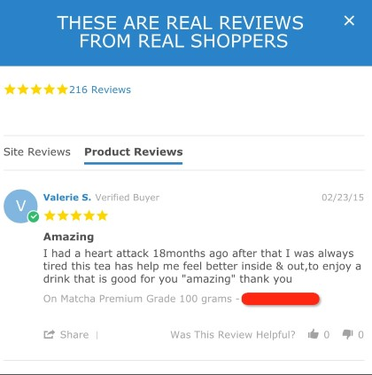reviews and testimonials 1