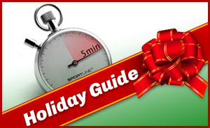 5 minute holiday guide