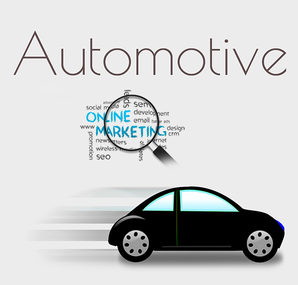 Online Marketing for Automotive