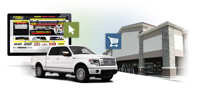 Turn Web Traffic into Store Traffic