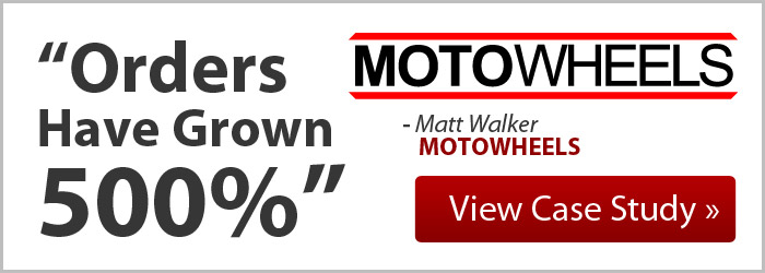 MotoWheels - Case Study