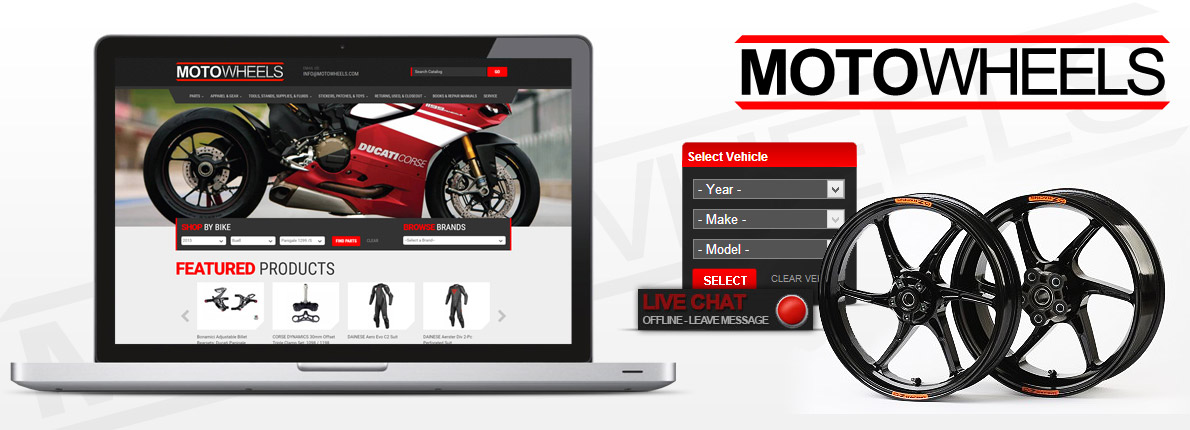 Case Study - MotoWheels