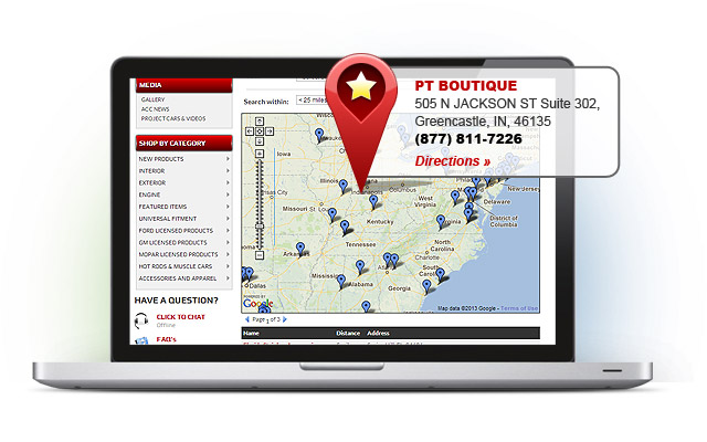 Dealer Locator for your Brick and Mortar Business