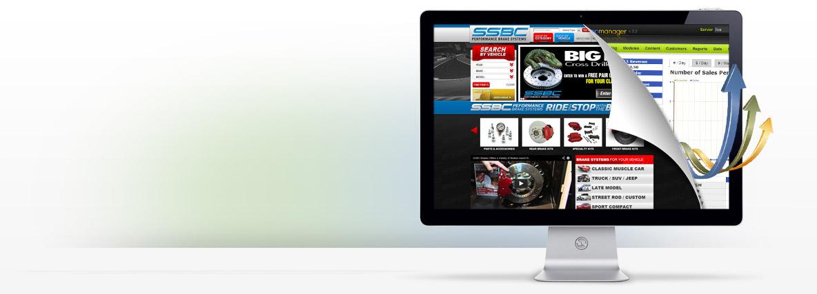 Web Shop Manager - eCommerce Web Solutions & Web Design