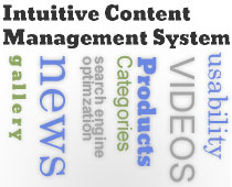 Intuitive Content Management System
