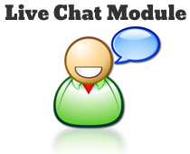 Live Chat Module