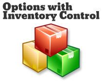 Options With Inventory Control