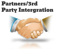 Partners Third Party Intergration