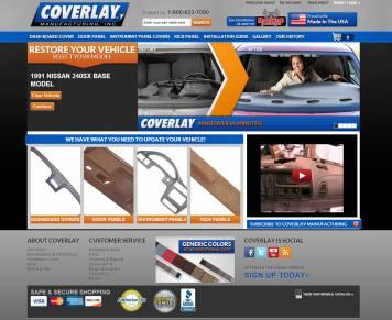 Portfolio - Coverlay Manufacturing