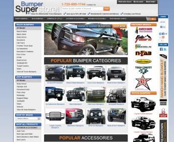 Portfolio - Bumper Superstore